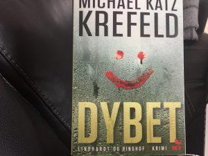 """""""Dybet"""" af Michael Katz Krefeld"""