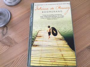 """""""Boomerang"""" af Tatiana de Rosnay"""