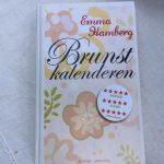 """Boganbefaling af """"Brunstkalenderen"""" af Emma Hamberg"""