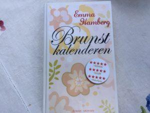 """""""Brunstkalenderen"""" af Emma Hamberg"""