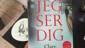 """""""Jeg ser dig"""" af Clare Mackintosh"""