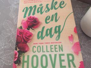 """""""Måske en dag"""" af Collen Hoover"""