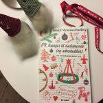 """Boganbefaling """"PS.  Trænger til risalamande (og adventsdiller)"""" af Jeanett Veronica Hindberg"""