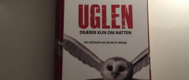 """""""Uglen- dræber kun om natten"""" af Samuel Bjørk"""