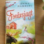 """Boganbefaling af """"Forårsjagt"""" af Emma Hamberg"""