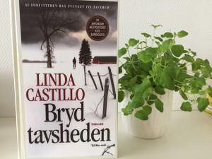"""""""Bryd tavsheden"""" af Linda Castillo"""