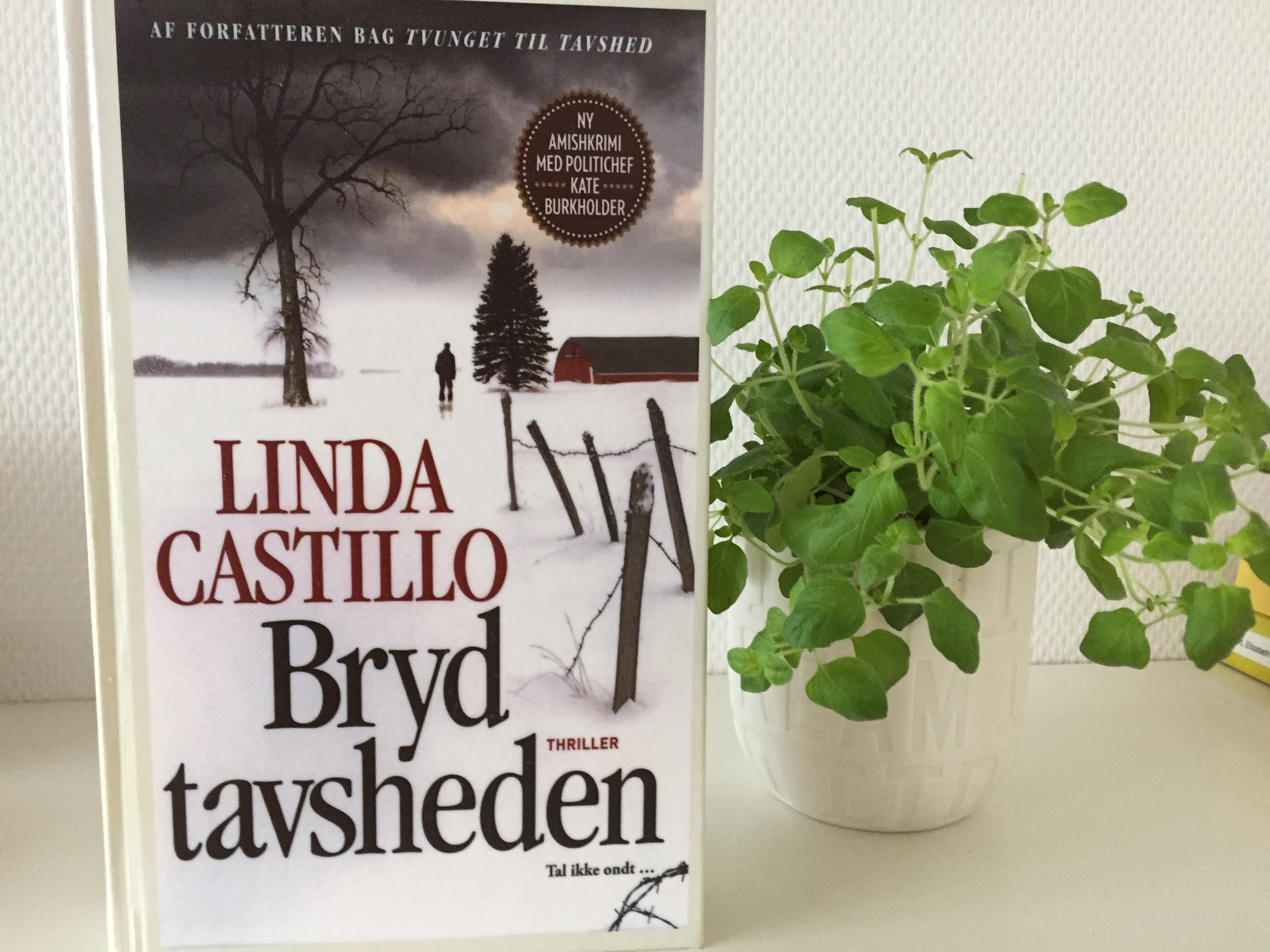 Linda castillo bøger rækkefølge