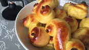 Lucia-brød