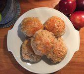 Havreboller med æble og kanel