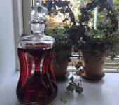 Brombær-snaps