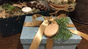 En færdig æske med julehygge