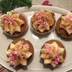 Peberkage-muffins