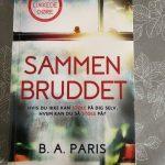 """""""Sammenbruddet"""" af B.A. Paris"""