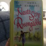 """Boganbefaling af """"Næste stop Rosengädda"""" af Emma Hamberg"""