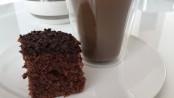 Chokolade-drømmekage