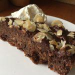 Glutenfri chokolade- og hasselnøddekage (Leila Lindholm)