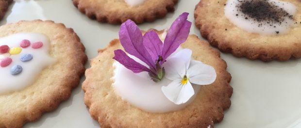 Marcipan-småkager